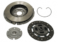 Mk1, Mk2 Golf 190mm 4 pc clutch kit